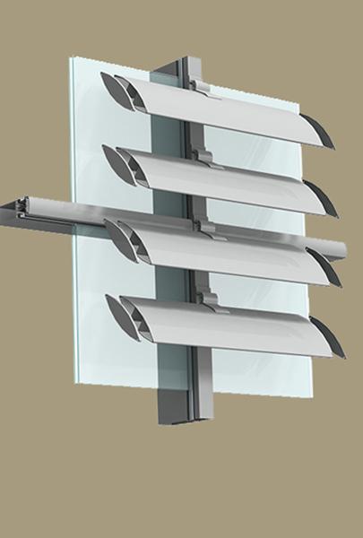 جزئیات نصب سایبان آلومینیومی