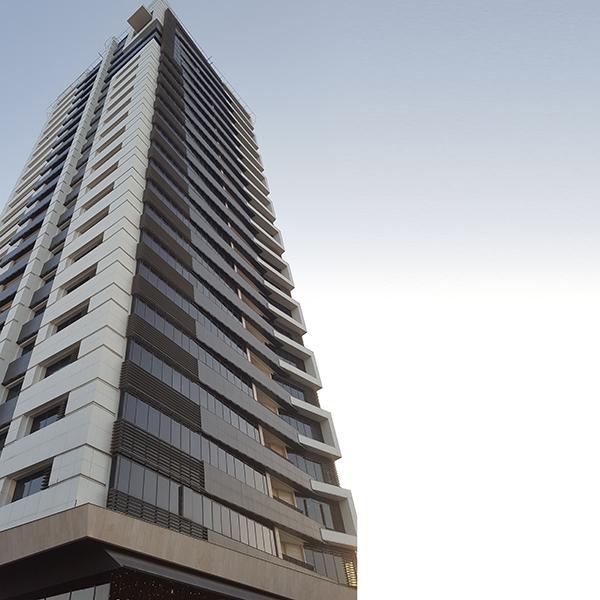 سایبان آلومینیومی - ساختمان باران